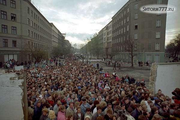 Берлинская стена-3