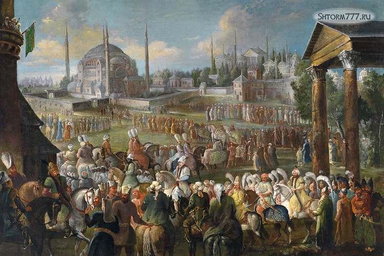 Падение Османской империи-2