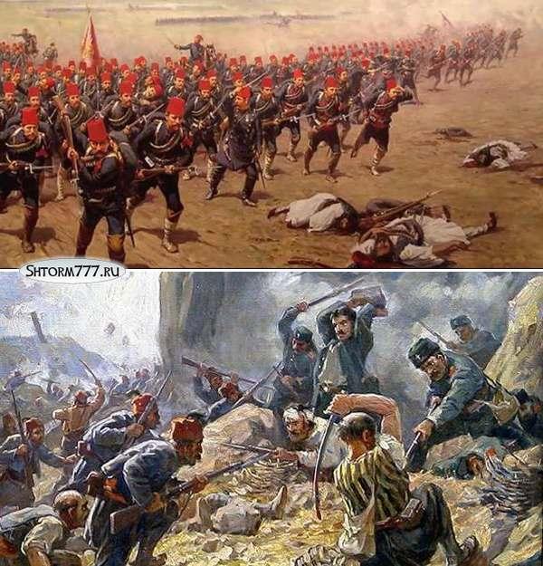 Падение Османской империи-3