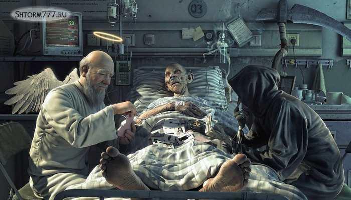 Самые нелепые смерти. Топ 10 (2)
