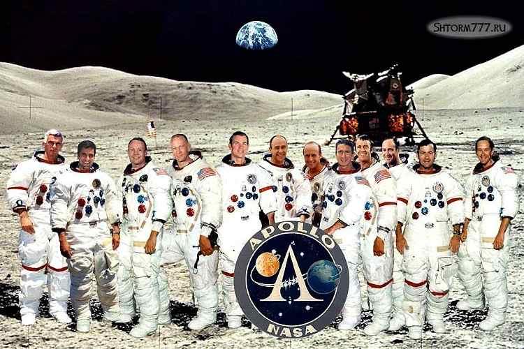 Американцы на Луне-3