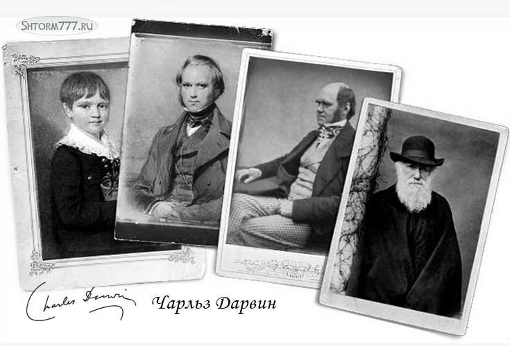 Чарльз Дарвин-2