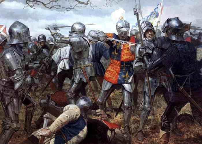 Генрих VI. Король Англии (4)