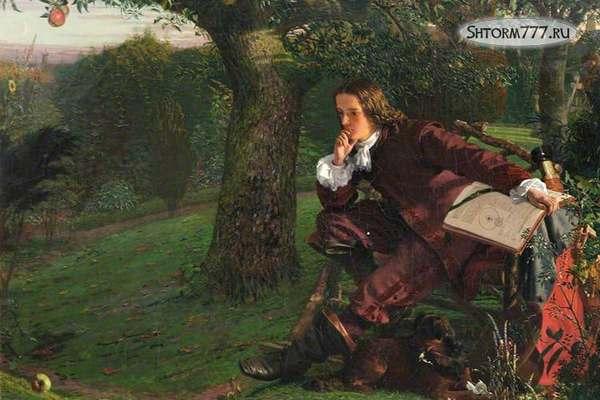 Исаак Ньютон интересные факты-1