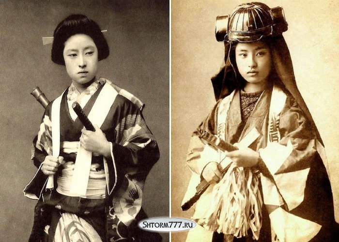 Женщина-самурай-4
