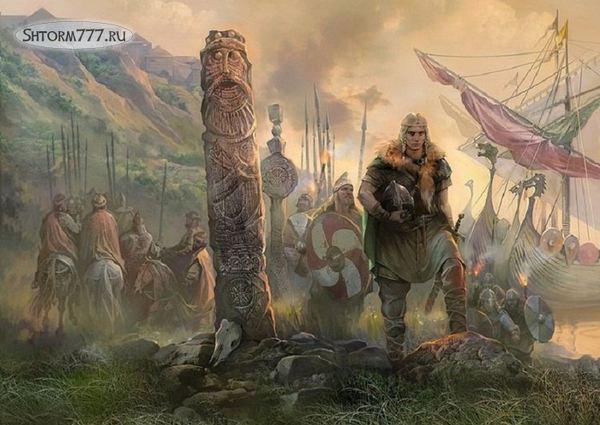 Рагнар Лодброк. Викинги-3