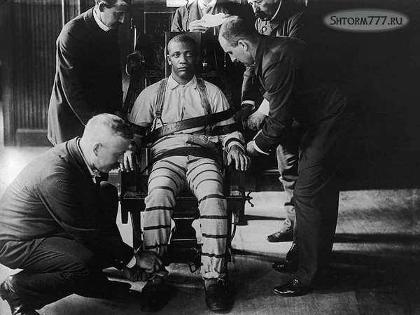 Смертная казнь в Америке-6