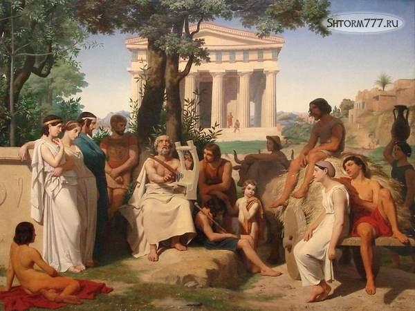 Древняя Греция-3