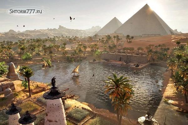 Древний Египет-5