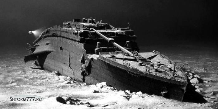 Титаник. Интересные факты-4