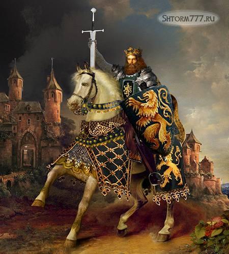Король Артур. Был ли на самом деле-1