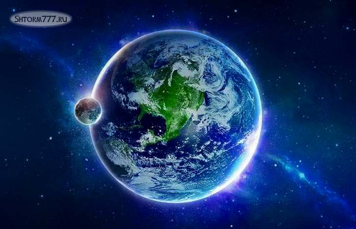 Интересные факты о планете Земля-1