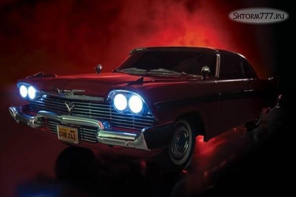Машина убийца-3