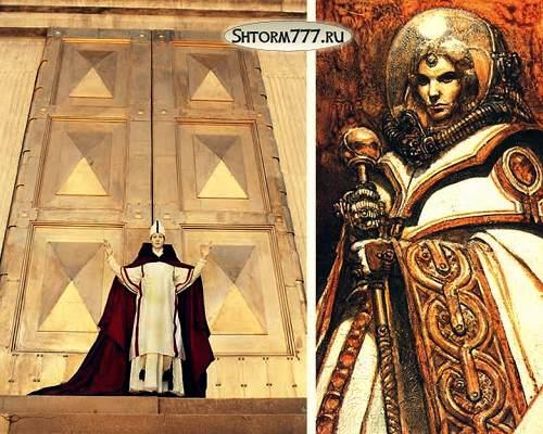 Папа римский женщина-3
