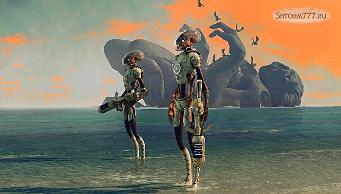 Жизнь на других планетах-1