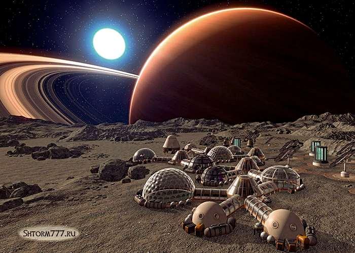 Жизнь на других планетах-2