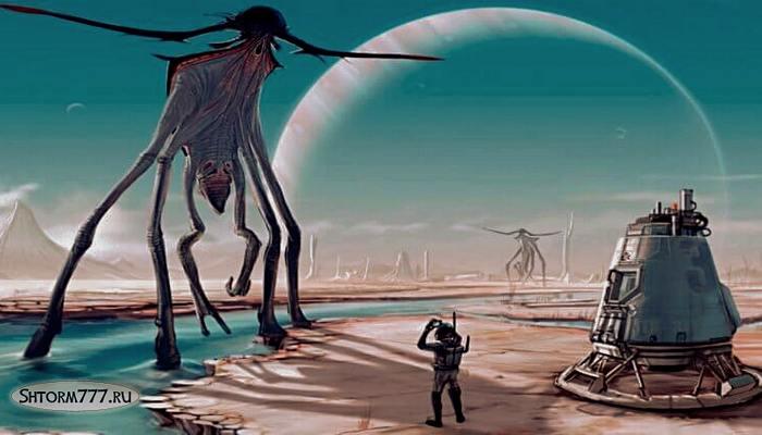 Жизнь на других планетах-3