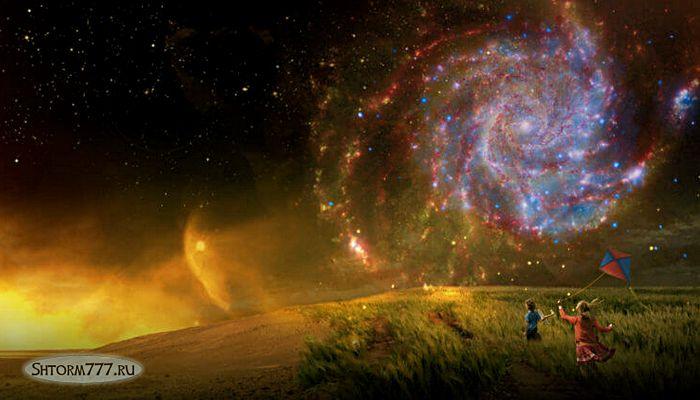 Жизнь во Вселенной-3