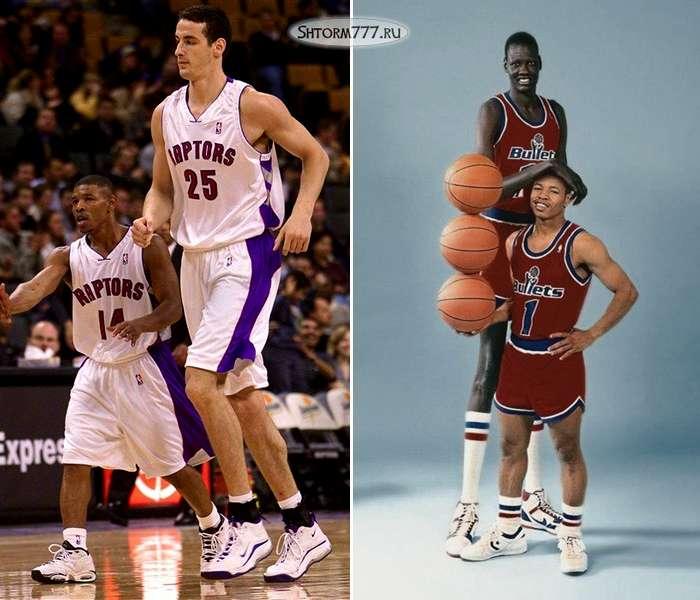 Факты о баскетболе-2