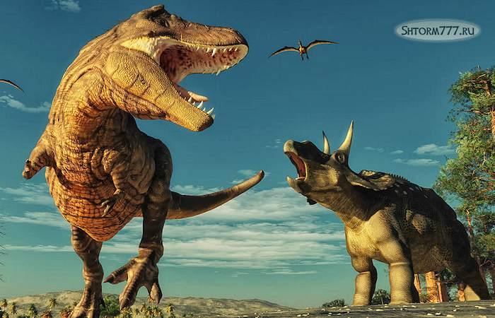 Факты о динозаврах-2