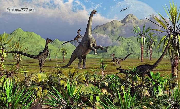 Факты о динозаврах-3