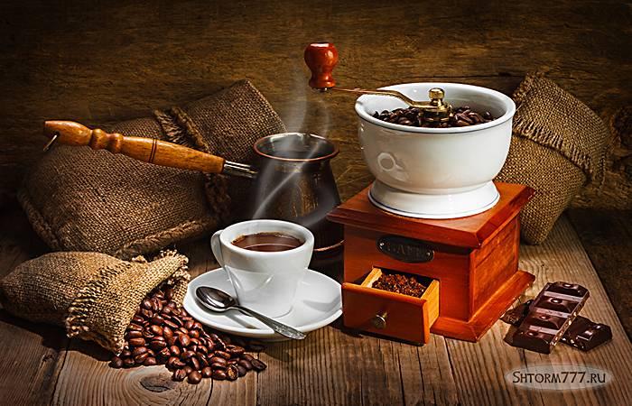 Факты о кофе-2