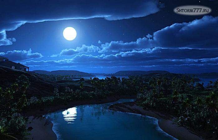 Факты о Луне-1