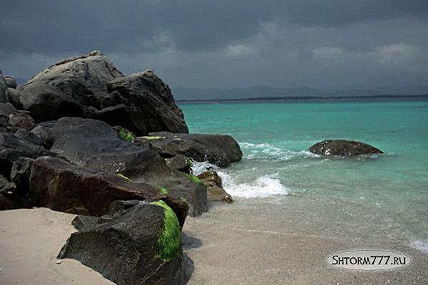 Остров дьявола. Мексиканский залив-2