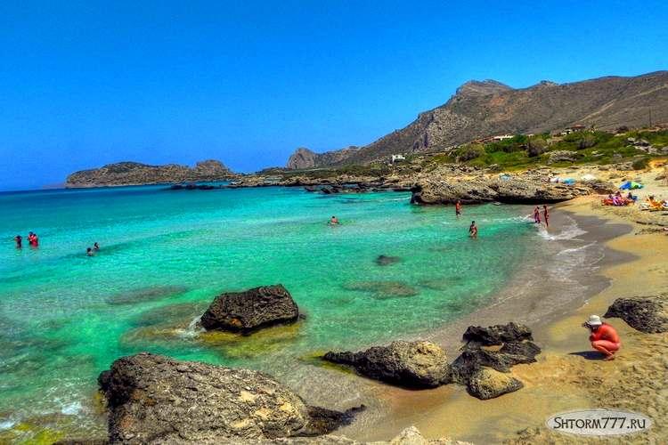 Остров Крит, Греция-1
