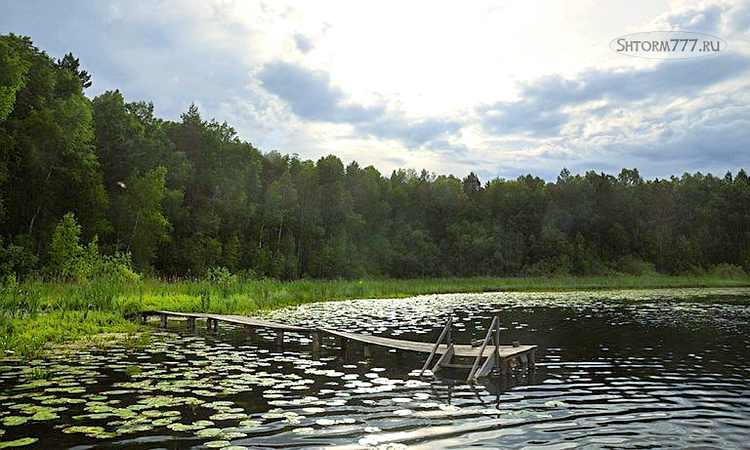 Шайтан-озеро. Омская область-1