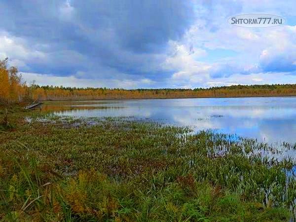 Шайтан-озеро. Омская область-2