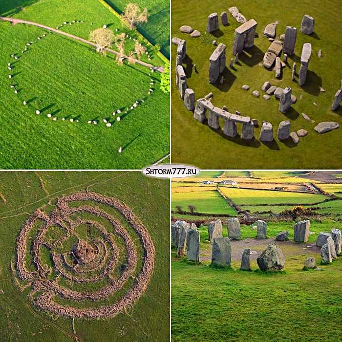 Древние каменные круги-1