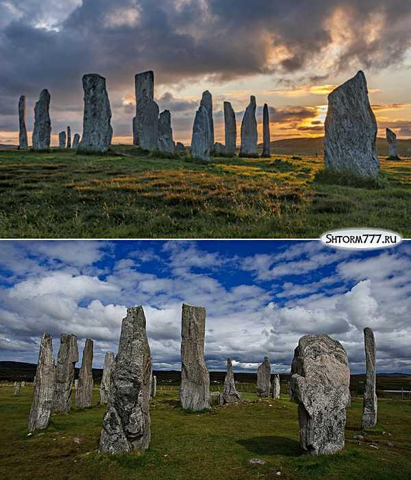 Древние каменные круги-2