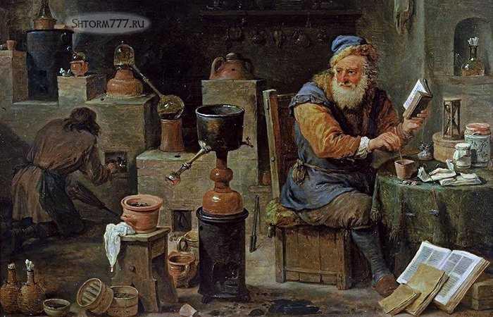 Древняя медицина-2