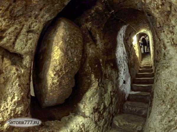Пещера Берроуза-1