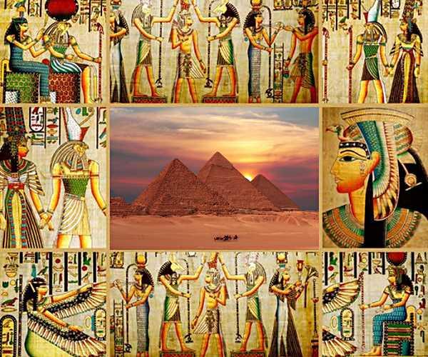3 царства Древнего Египта-1