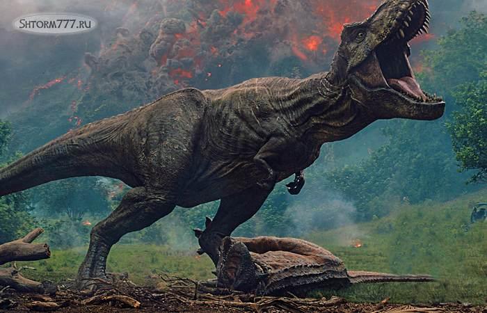Вымирание динозавров-1