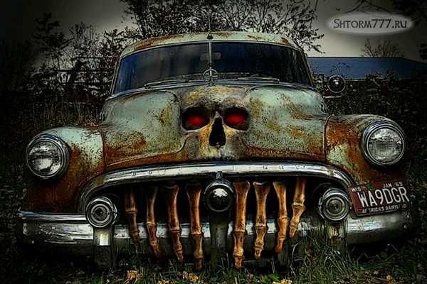 Автомобили убийцы-3