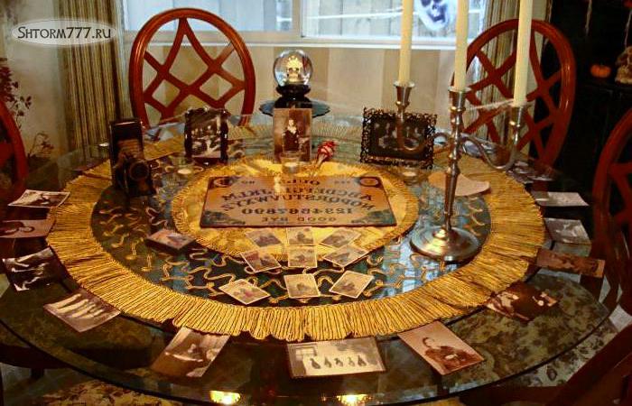 Что такое спиритизм-1