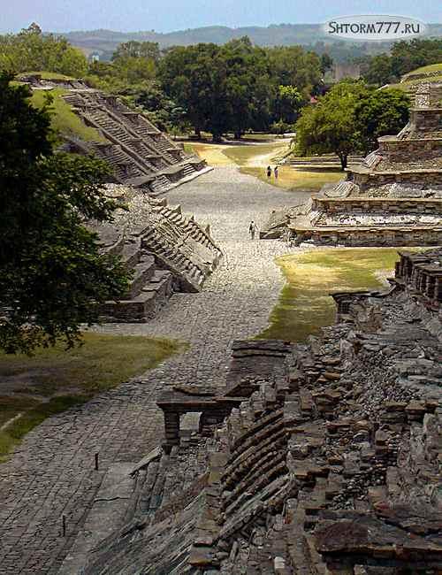 Эль-Тахин. Мексика-1