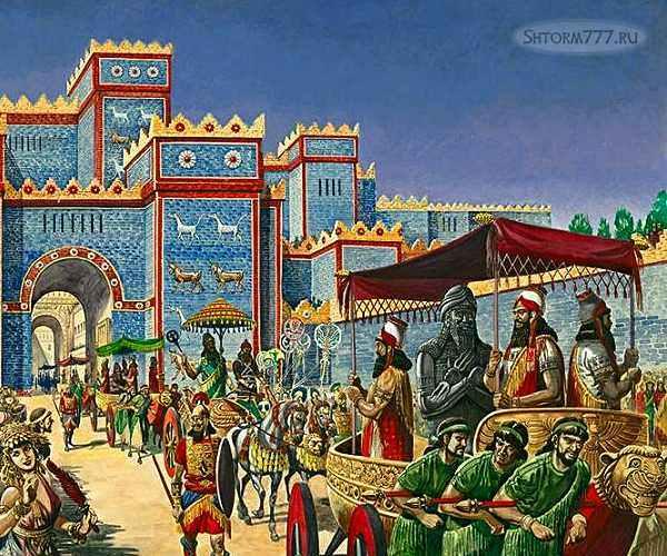 Второе Вавилонское царство-2