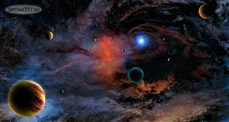 На краю Вселенной