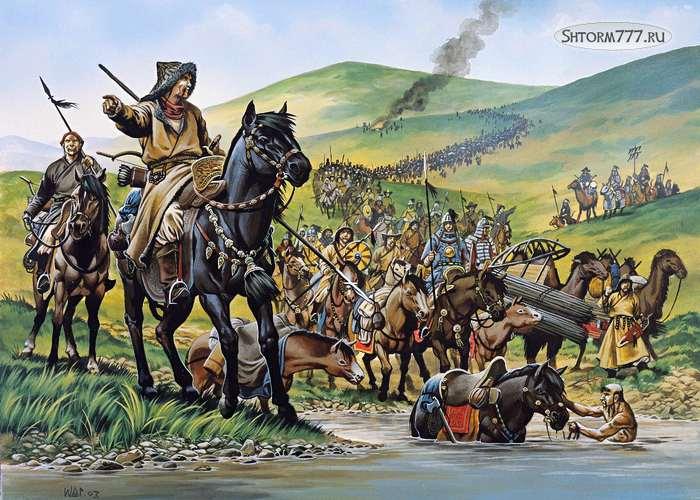 Башкирское восстание (2)