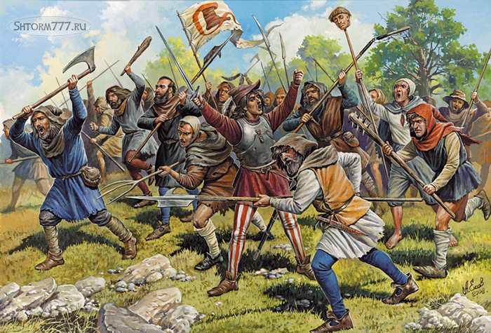 Великая крестьянская война в Германии
