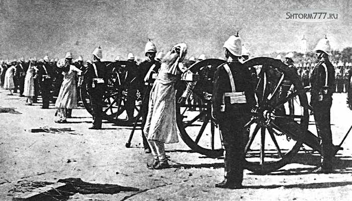 Восстание сипаев (1857—1859)