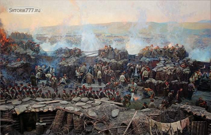 Первая оборона Севастополя 1854-1855