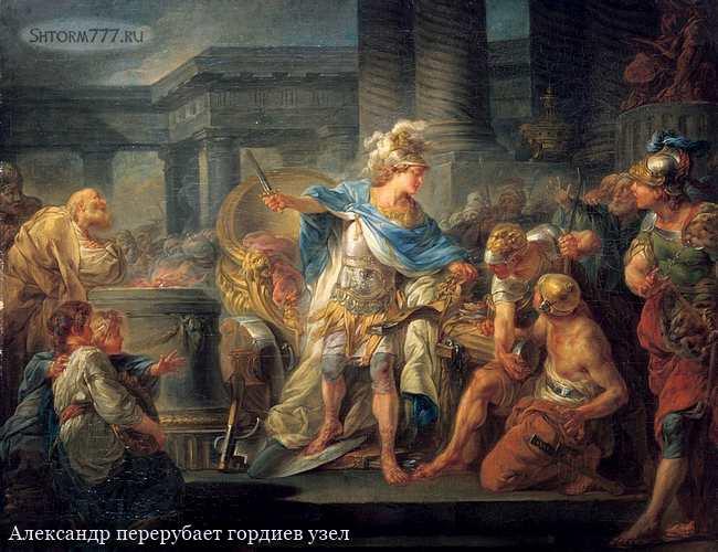 Факты о Александре Македонском