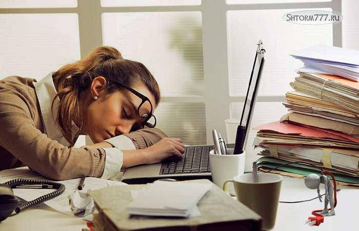 Почему вы постоянно чувствуете усталость