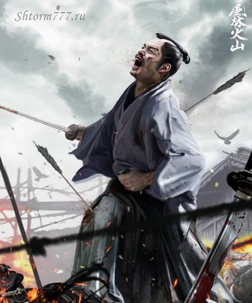 Факты о самураях