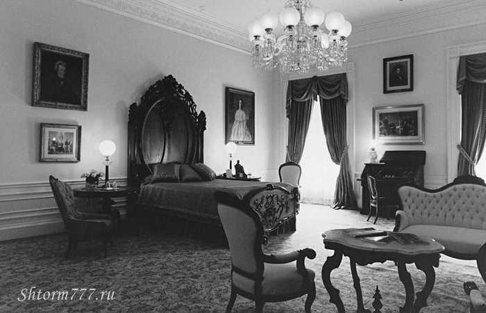 Спальня Линкольна